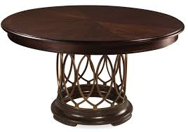 round pedestal dining table 60 inch