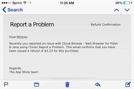 how to request an itunes purchase refund if you have a legitimate