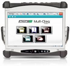 actia multi diag multi diag for trucks