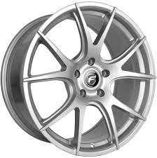 porsche silver powder coat forgestar cf5v silver wheels for porsche 19in 5x130mm