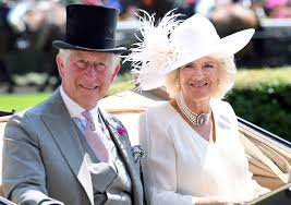 how did prince charles and camilla meet popsugar celebrity