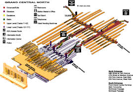grand central terminal map grand central station grand central terminal manhattan york