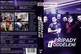 Jsouv by Covers Box Sk Pripady 1 Oddeleni 2014 High Quality Dvd