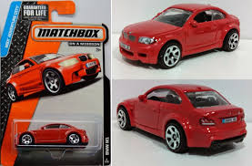 matchbox bmw matchbox 2015