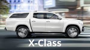 mercedes pickup 2018 mercedes x class power the first premium pickup youtube