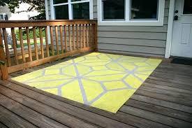 Outdoor Area Rugs For Decks Outdoor Deck Paint Deck Floor Coating Outdoor Patio Painting Deck