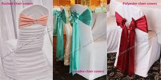 ruched chair covers linens chiavari chairs wall draping led lighting chair covers