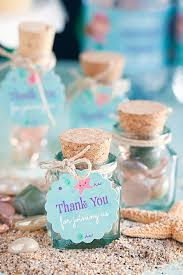 jar party favors 3 diy mermaid party favor ideas gift favor ideas from evermine