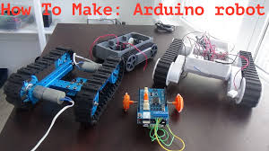 how to make an easy and cheap arduino robot youtube
