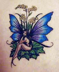 small fairy tattoo on hip photo 2 2017 real photo pictures