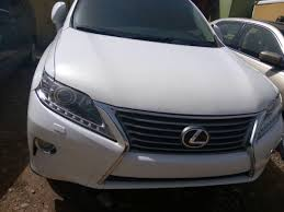used lexus jeep in nigeria toks lexus rx350 2012 model in abuja n9 000 000 autos nigeria