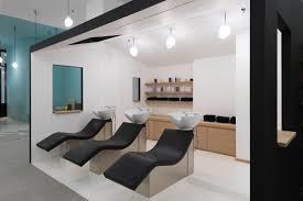 the living room hair salon modern house fiona andersen