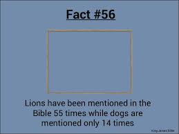 134 amazing facts of king bible that you might never you