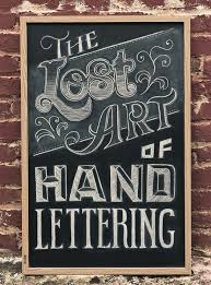 color it simple diy chalkboard lettering for dummies