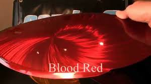 blood red paint auto air colors candy dye blood red youtube