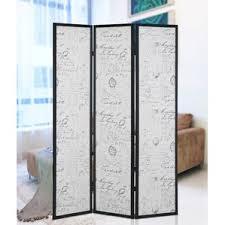 7ft Room Divider by Linen Room Dividers You U0027ll Love Wayfair