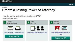 lasting powers of attorney from alpha to beta moj digital