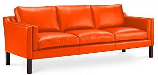 canap orange canapés en cuir découvrez toutes nos gammes de canapés en cuir