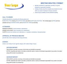 conference summary report template meeting minutes format template bric n brac