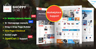 themes builder 2 0 shoppystore responsive multipurpose marketplace opencart 3 and 2 x