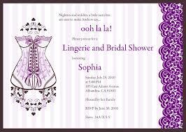 lingerie bridal shower invitations marialonghi com