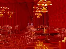 different shades of red vitra verner panton what is colour