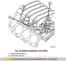p0325 jeep grand solved location of a knock sensors on 2006 jeep liberty fixya