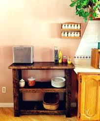 table de cuisine en palette desserte ilot cuisine desserte de cuisine but autaautistik me