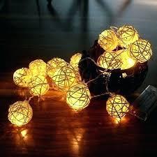 rattan ball fairy lights rattan string lights large rattan ball string lights rattan ball