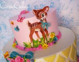 97 best bambi cakes images on pinterest disney cakes awesome