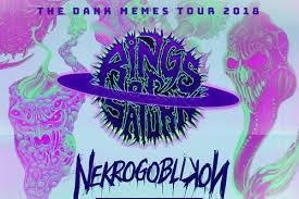 Saturn Meme - rings of saturn the dank memes tour 2018 tickets rex theater