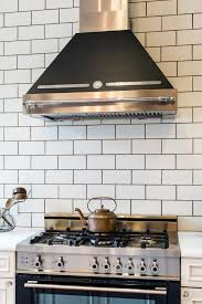 kitchen glass subway tile backsplash kitchen contemporary with