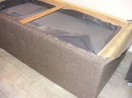 comment refaire un canapé en tissu comment refaire un canap en tissu