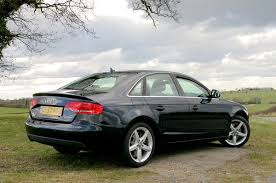 audi a4 saloon 2008 2015 features equipment and accessories