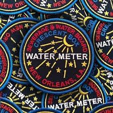 new orleans water meter new orleans water meter patch parish ink