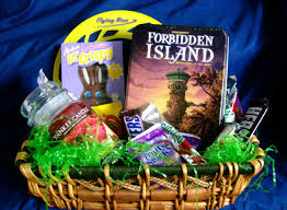 easter gift basket easter and gift basket for a family all about and