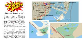 Map Of South Beach Miami by Directions U0026 Site Map The Love Burn Miami Regional Burn