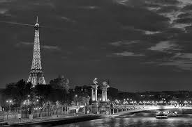 photographs of paris photograph of paris at night paris france photography