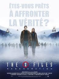 X-Files - Regeneration Megavideo poster