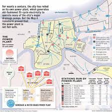 New Orleans Neighborhoods Map by Northwest Carrollton New Orleans