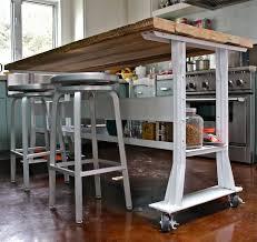 kitchen island table on wheels narrow kitchen island on wheels randy gregory design narrow