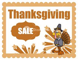 thanksgiving day sale banner royalty free stock image storyblocks