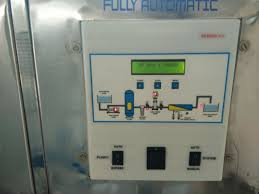 government hi tech diary farm water treatment plant and reverse