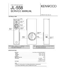 kenwood jl 558 service manual download schematics eeprom repair