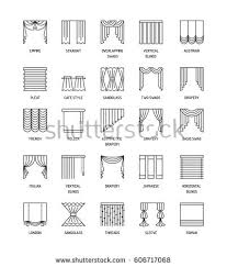 Different Pleats For Drapes Drape Stock Images Royalty Free Images U0026 Vectors Shutterstock