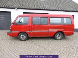 mazda car van cars2africa