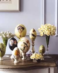 Martha Stewart Outdoor Easter Decorations by Decoupage Crafts Martha Stewart