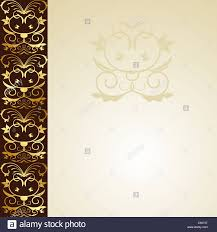 wedding backdrop design vector illustration floral background for design wedding card vector