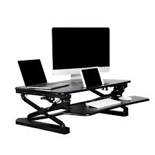 Small Black Desk Canada Primecables Com Sponsored Primecables Sit Standing Height