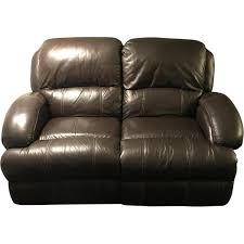 Power Reclining Leather Sofa Bob S Power Reclining Leather Aptdeco